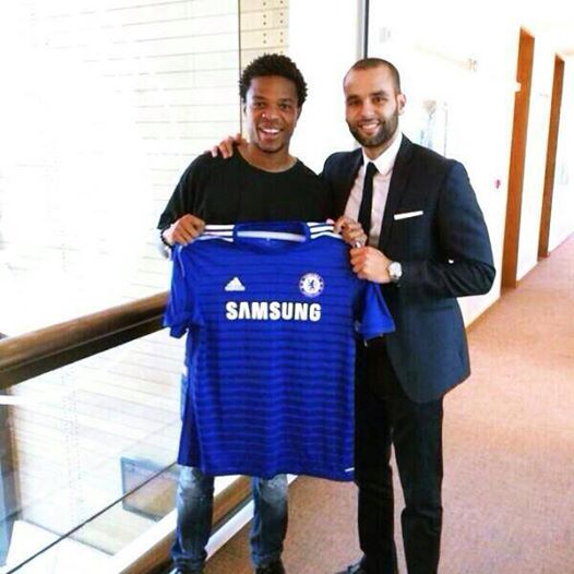Loic Remy First Chelsea Interview | Protege Sports